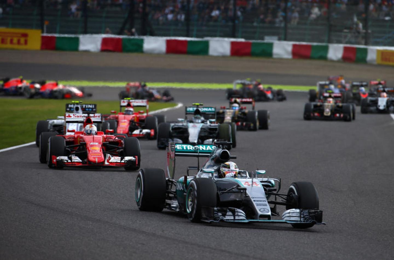 F1 | Ufficializzata la copertura televisiva 2016