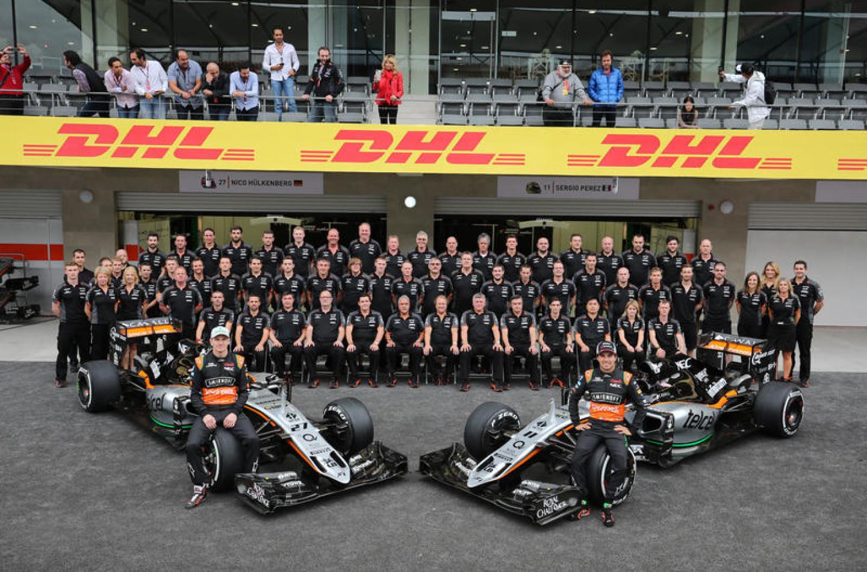 F1 | Omologata la Force India VJM09