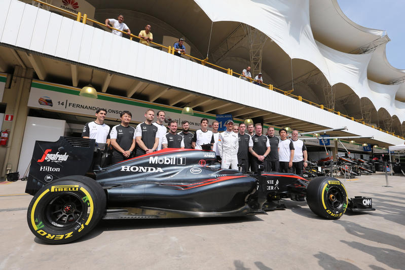 F1   McLaren: grande sforzo dovuto alla variazione del calendario