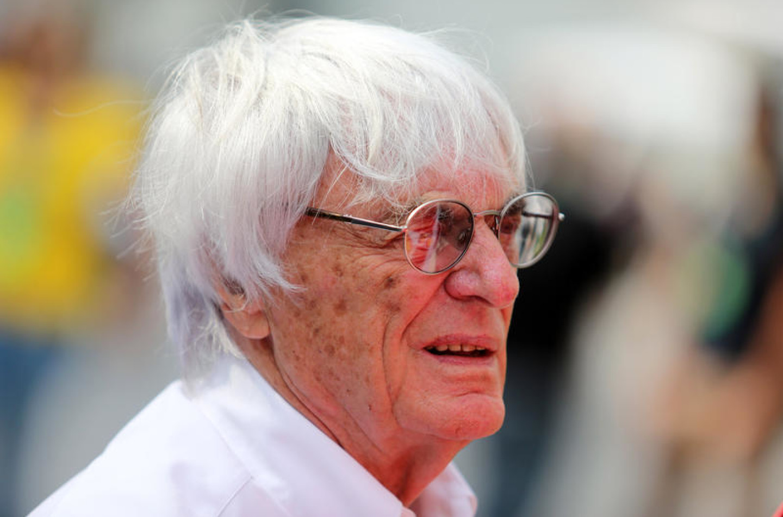 """F1   Ecclestone: """"I motori clienti di Mercedes e Ferrari sono meno potenti"""""""