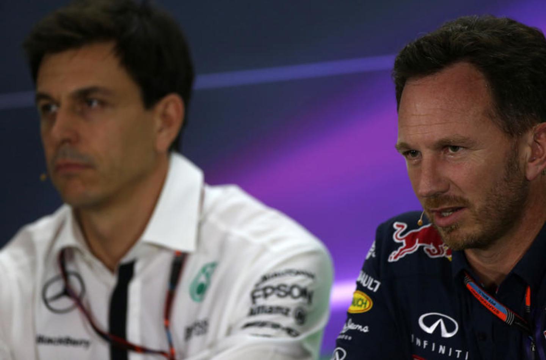 F1 | Mercedes, Wolff: la vera minaccia è la Red Bull
