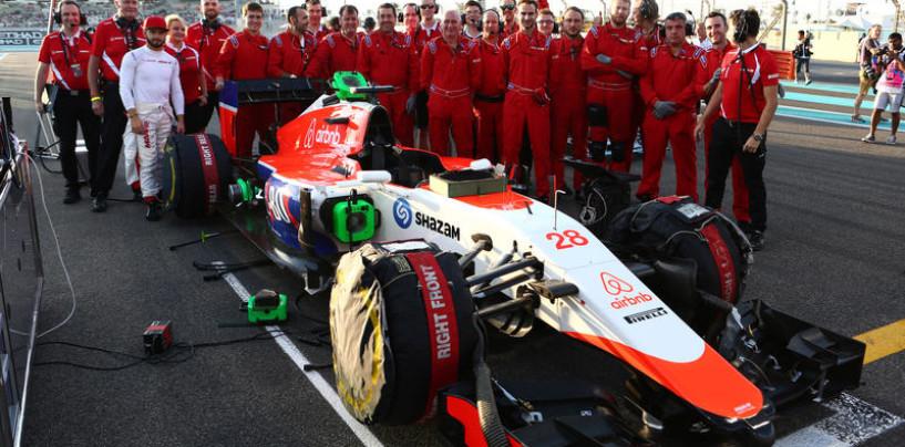 F1 | La nuova Manor ha superato i crash test