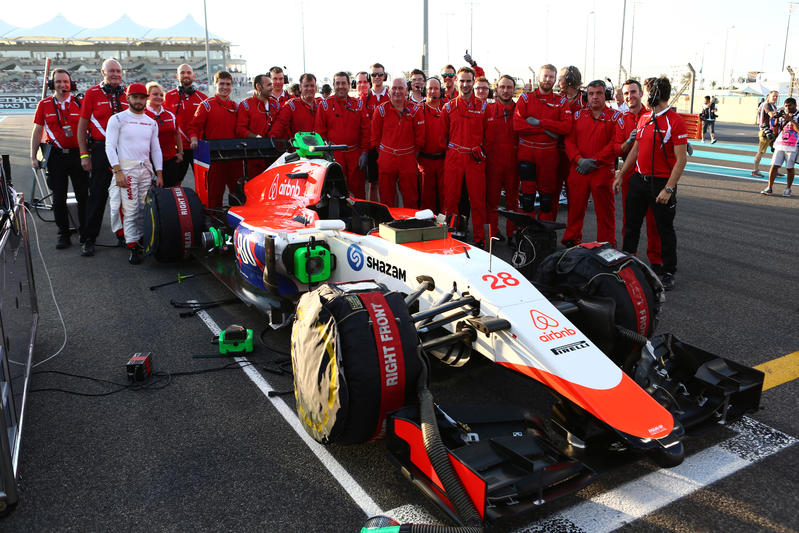 F1 | La nuova Manor ha superato i crash test