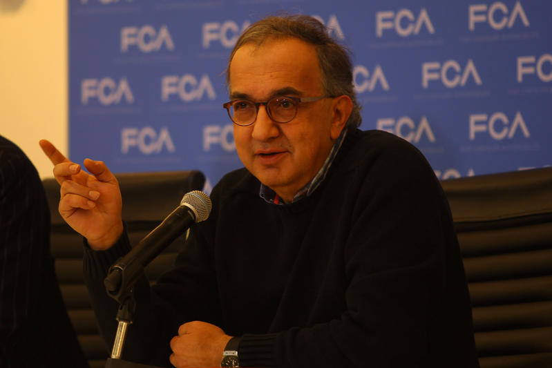 F1   Rivoluzione in Ferrari: Addio Marchionne. John Elkann presidente, Camilleri AD