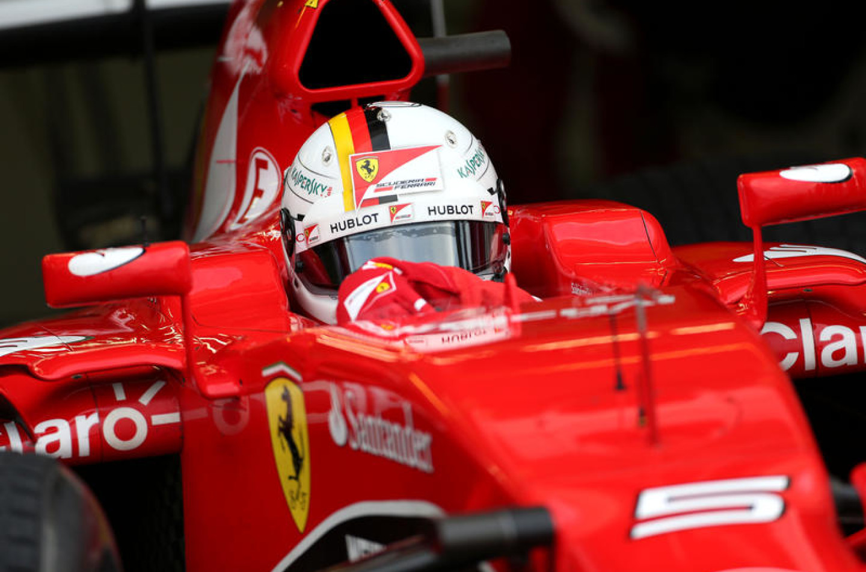 F1   Vettel termina al comando i test di Le Castellet