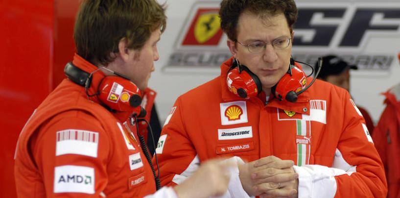 F1   Nikolas Tombazis approda in Manor