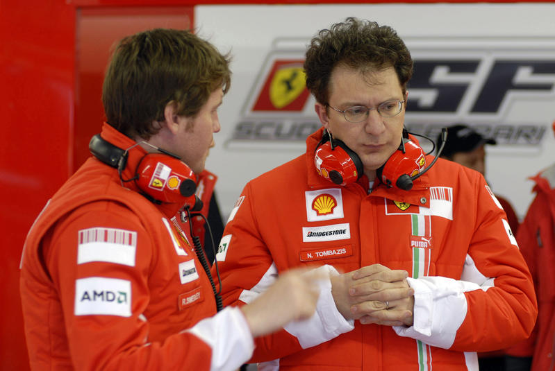 F1 | Nikolas Tombazis approda in Manor