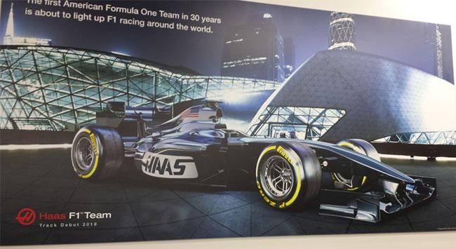 F1   Haas presentata il 22 febbraio a Barcellona