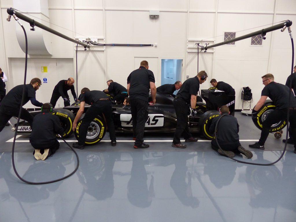F1 | Haas non ha ancora ricevuto la power unit Ferrari