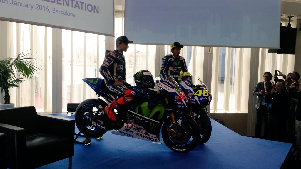 MotoGP | Presentata la nuova Yamaha M1