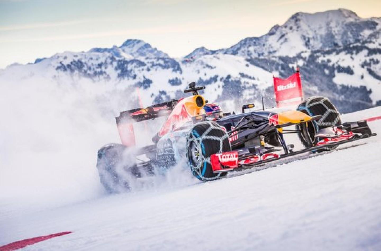 F1 | Red Bull rischia una multa per l'esibizione di Kitzbühel