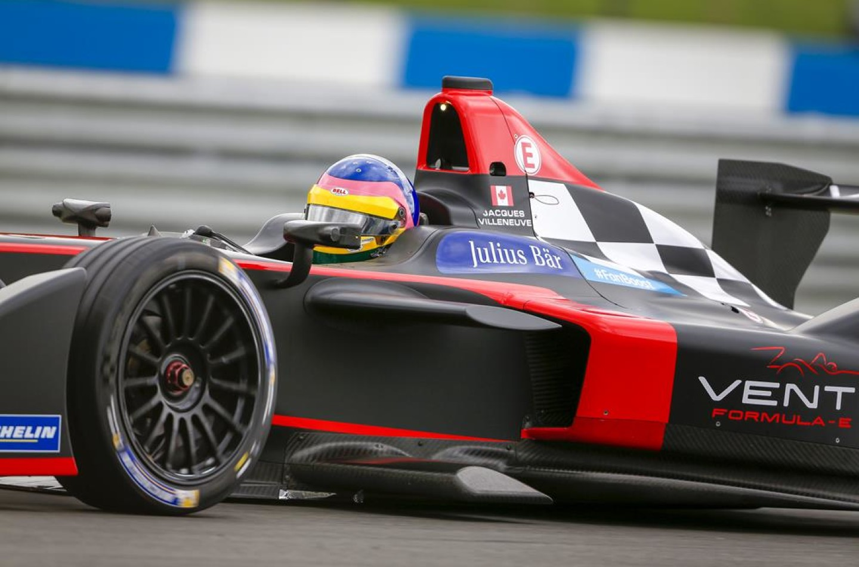 Formula E   Jacques Villeneuve lascia il team Venturi