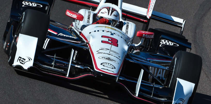 IndyCar | Castroneves in evidenza nei test di Phoenix