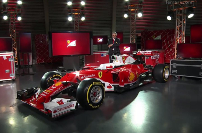 F1 | La nuova Ferrari sarà presentata il 24 febbraio