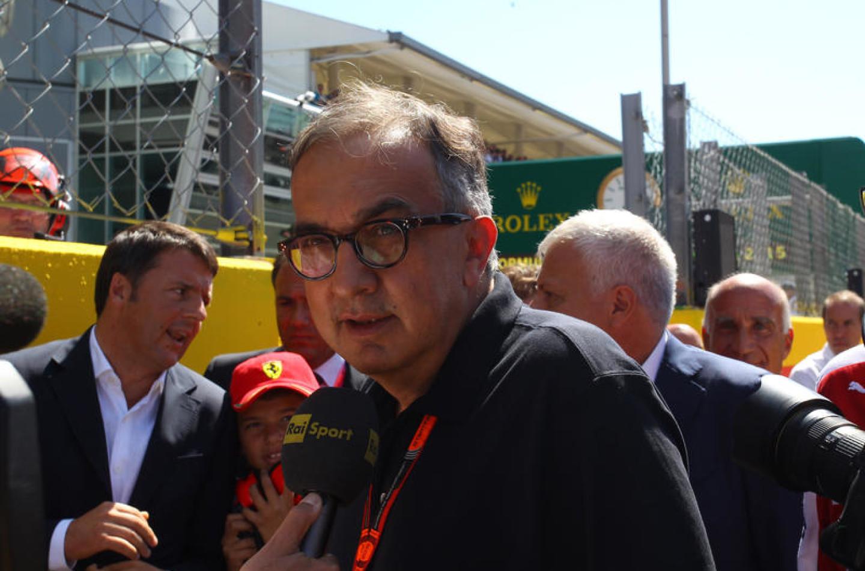 """""""Ero abituato a vedere la Ferrari di Schumacher"""" Presidente, non ricorda bene..."""