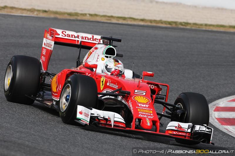 F1 | Test day 1: Vettel in testa al mattino su Hamilton