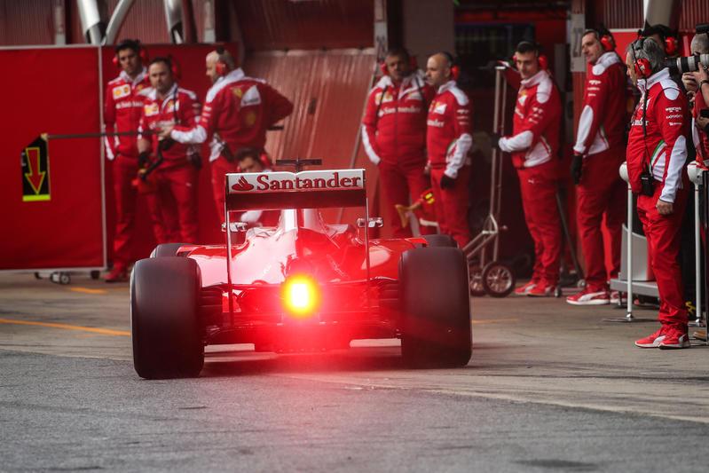 F1 | Test day 2: Vettel ancora in testa al mattino