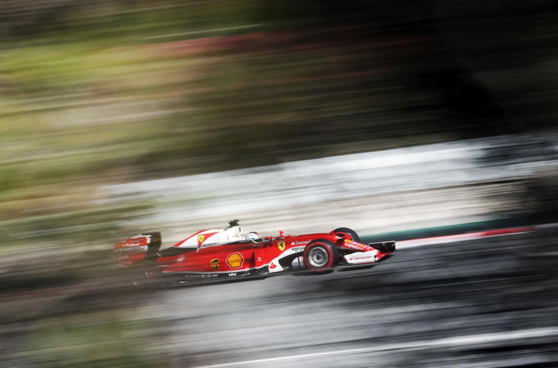 Vettel, i social e il f**k off.