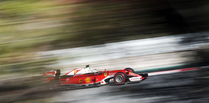 F1 | Test day 2: ancora Vettel, per Rosberg quasi 3 GP