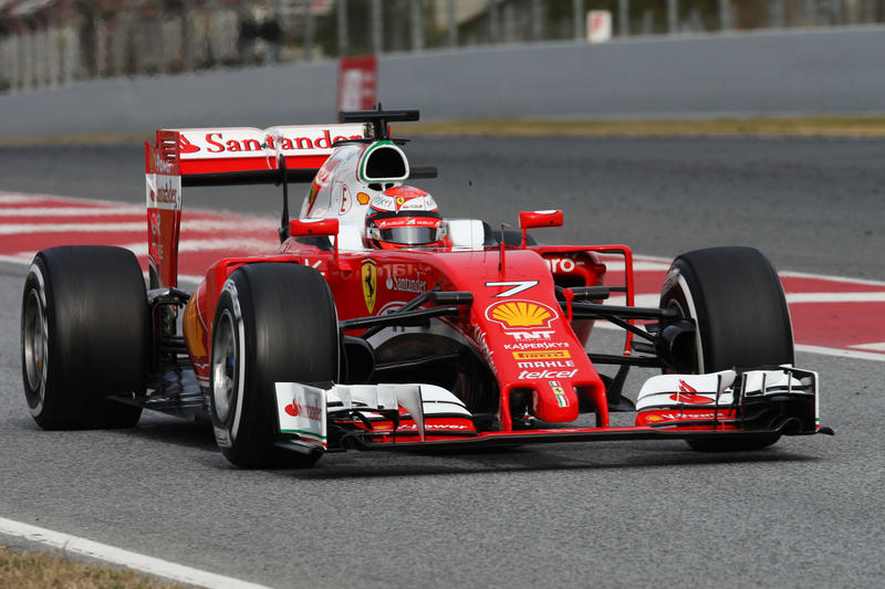 F1 | Test day 4: Raikkonen in testa al mattino