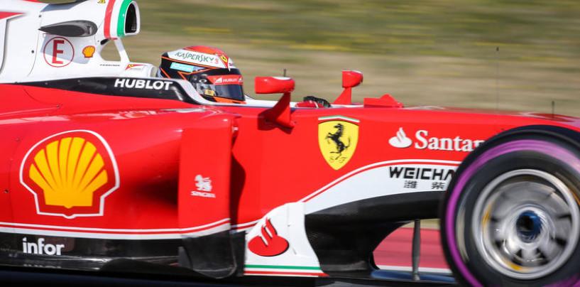 F1 | Test day 4: Raikkonen chiude con il miglior tempo