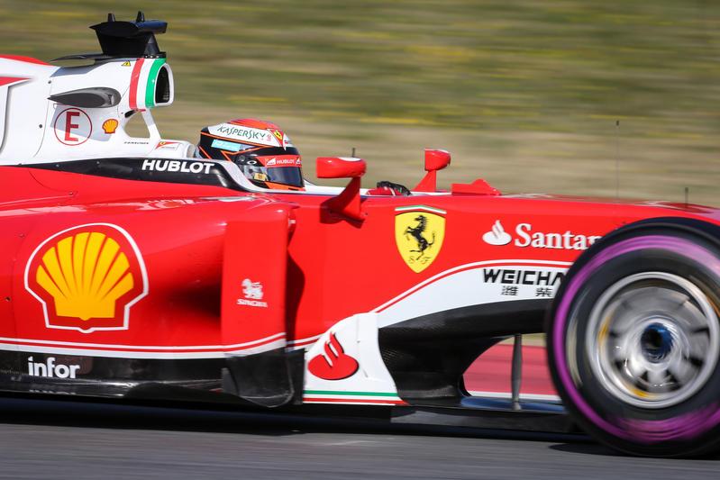 F1 | GP del Belgio, FP3: Raikkonen davanti a tutti