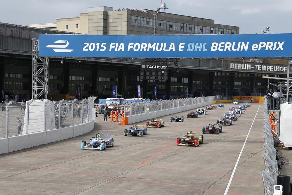 Formula E | Ecco il nuovo circuito di Berlino