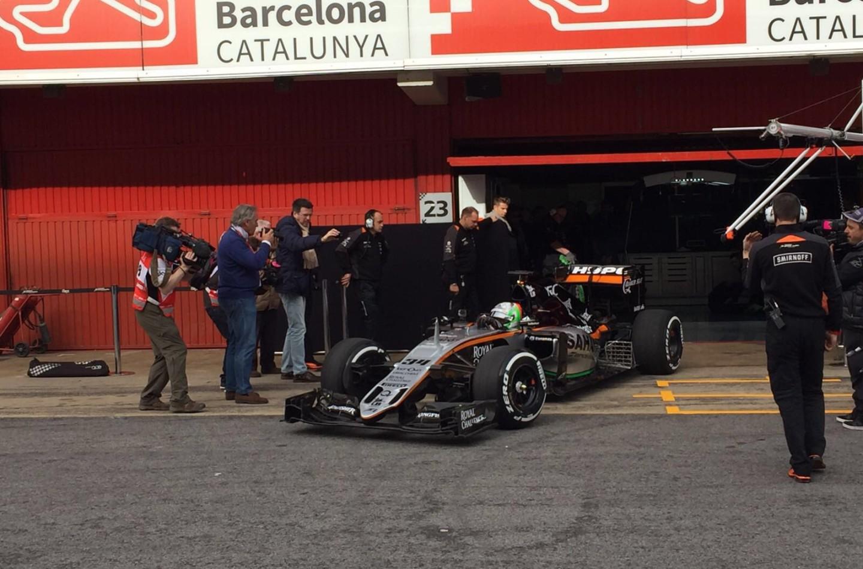 F1 | Force India: aggiornamenti previsti per il GP della Cina