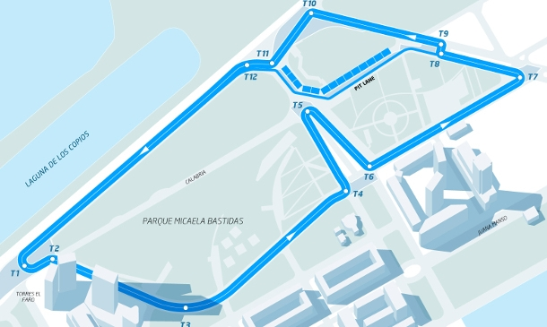 Formula E   Buenos Aires ePrix, info e orari