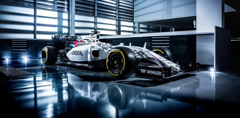 F1 | Le prime immagini della Williams FW38
