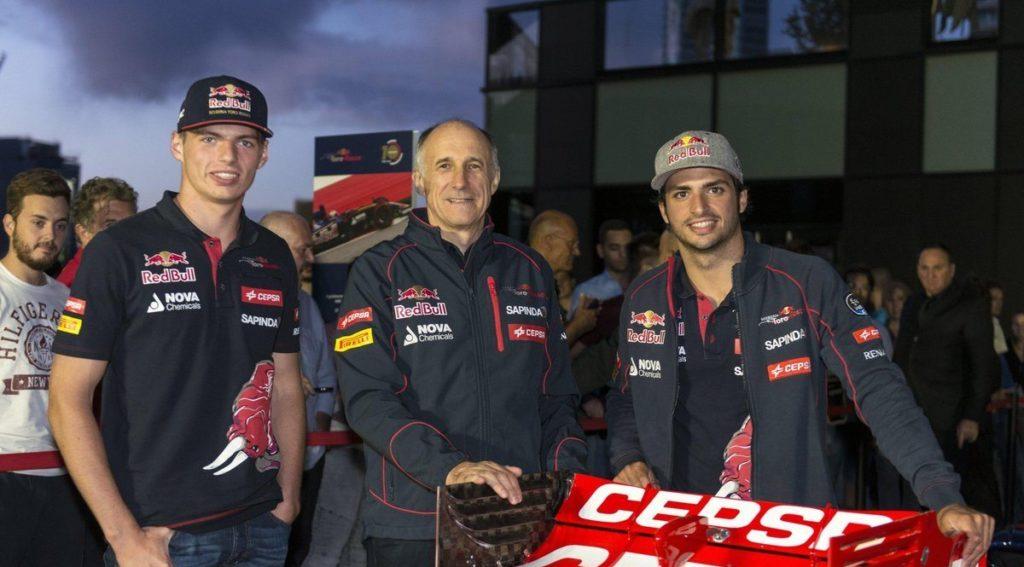 F1 | Toro Rosso, Tost: buone aspettative verso Sainz e Verstappen per il 2016