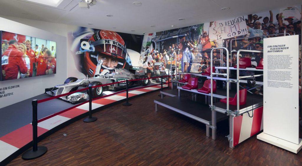 F1 | Aperta a Marburg una mostra dedicata a Michael Schumacher
