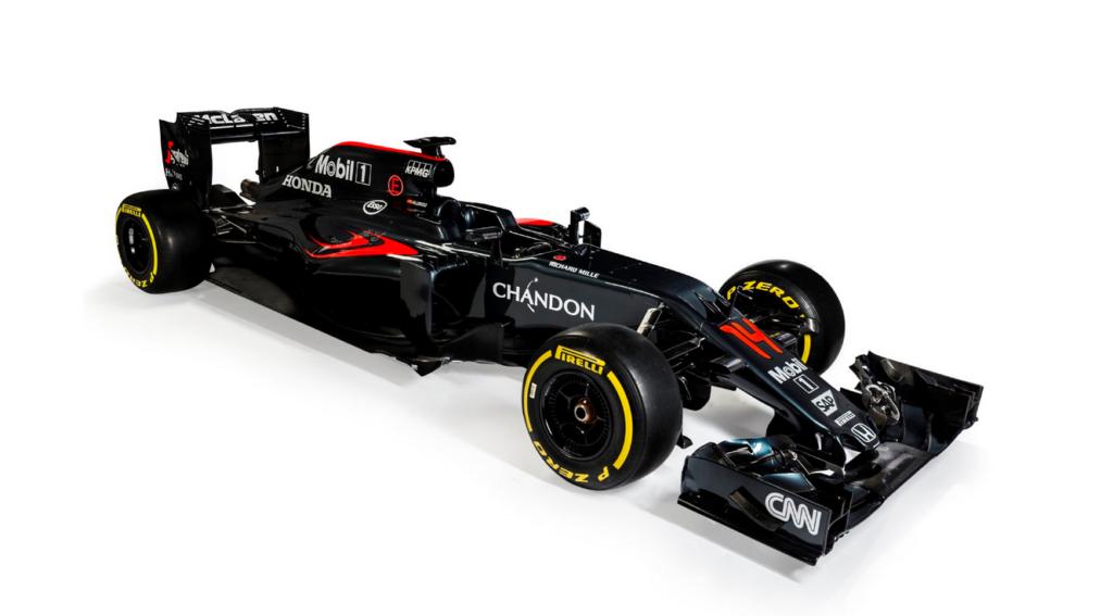 F1 | Mclaren presenta la Mp4-31. Sarà riscossa?