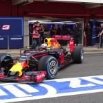 F1 | Ecco la Red Bull RB12 2