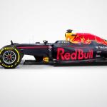 F1 | Ecco la Red Bull RB12 5