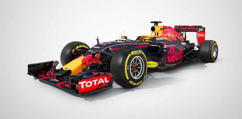 F1 | Ecco la Red Bull RB12