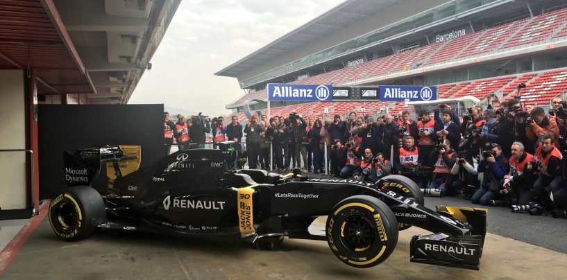 F1 | Renault presenta la R.S.16