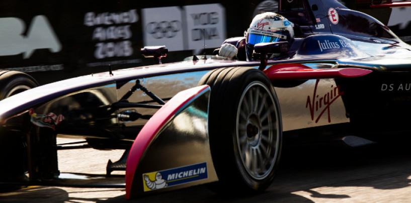 Formula E | Buenos Aires: vince Bird, Buemi sfiora il colpaccio
