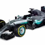 F1   Mercedes presenta la W07 1