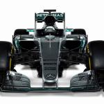 F1   Mercedes presenta la W07 2