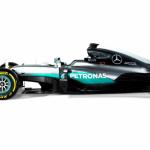 F1   Mercedes presenta la W07 3