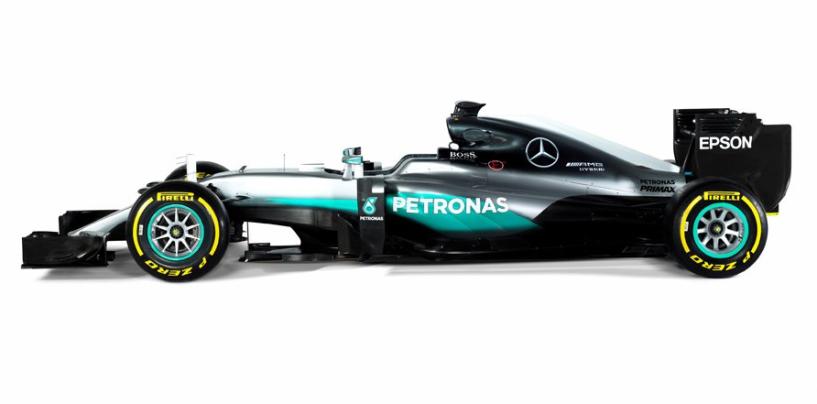 F1 | Mercedes presenta la W07