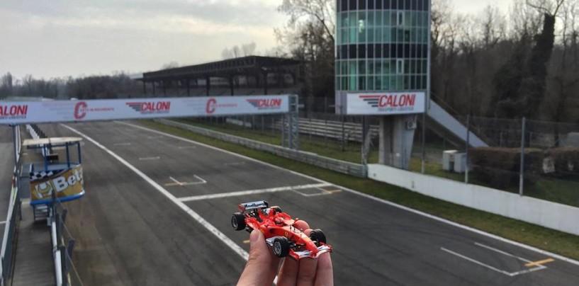 F1 | I giri speciali di Daniele Spagnuolo