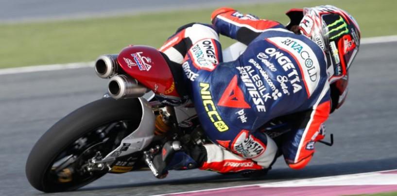 Motomondiale | Qatar: Antonelli festeggia in Moto3, beffa per Morbidelli in Moto2