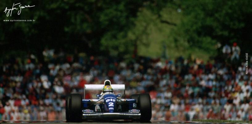 F1 | Auguri Ayrton!