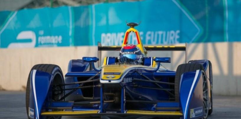 Formula E   Città del Messico: Buemi detta il passo nelle libere