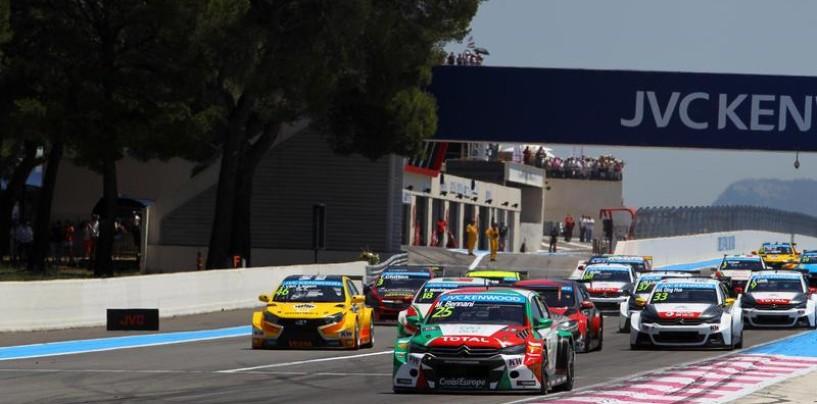 WTCC | GP Francia - Anteprima
