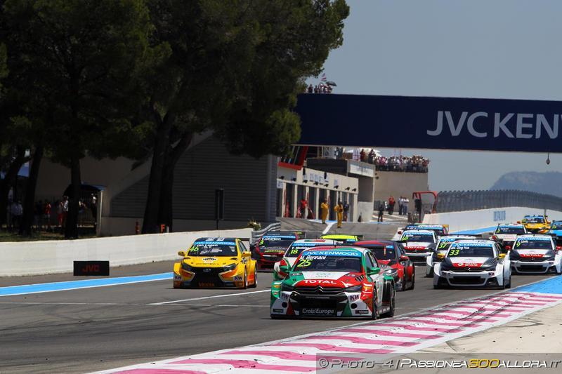 WTCC   GP Francia - Anteprima