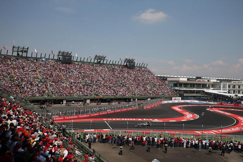 F1 | Storia del Gran Premio del Messico