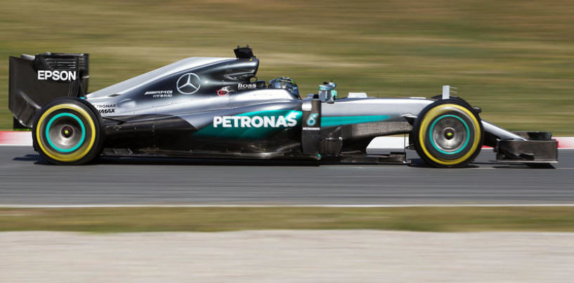 F1 | GP Germania, Rosberg in pole su Hamilton
